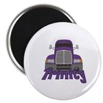 Trucker Trinity Magnet