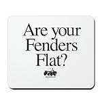 FlatFender Mousepad