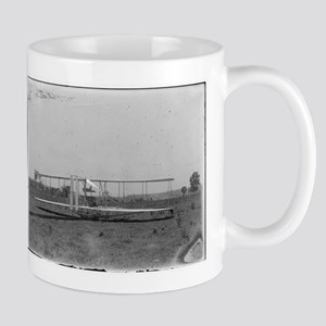 Wright Brothers Airplane Shop Mug