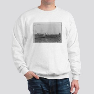 Wright Brothers Airplane Shop Sweatshirt