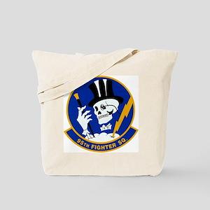 95th & Air Superiority Tote Bag