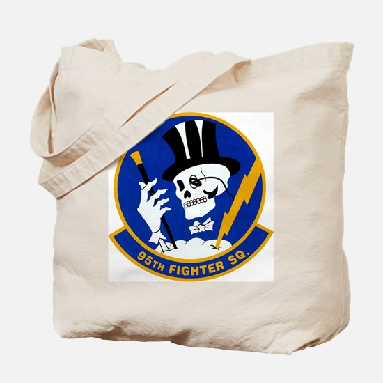 95th & Air Superiority Tote Bag