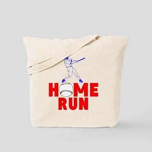 HOME RUN - BASEBALL SLUGGER Tote Bag