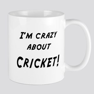 Im crazy about CRICKET Mug