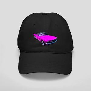 1965 Ford Mustang Convertible Black Cap