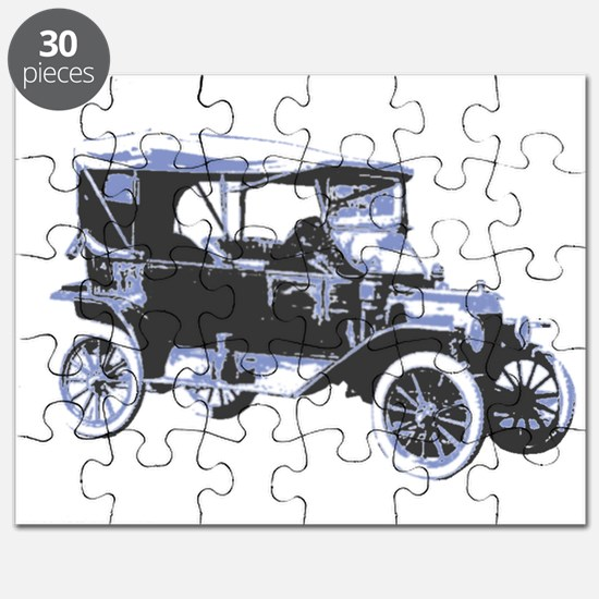 Cute Ford cars Puzzle