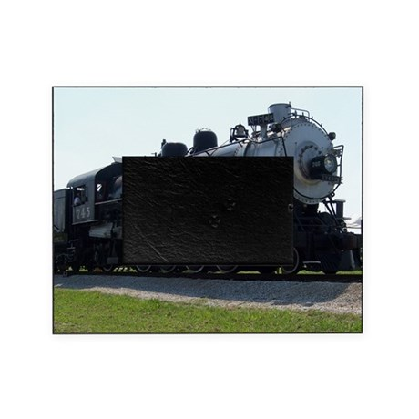 Steam Engine Picture Frame