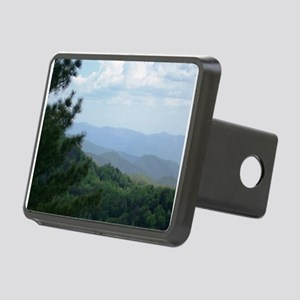 Great Smoky Mountains I Rectangular Hitch Cover