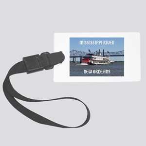 Steamboat Large Luggage Tag