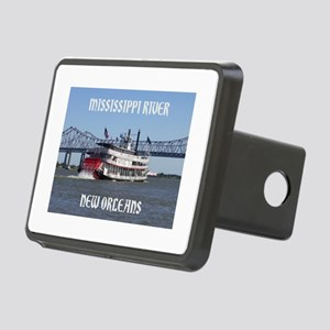 Steamboat Rectangular Hitch Cover