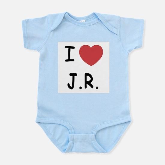 I heart J.R. Infant Bodysuit