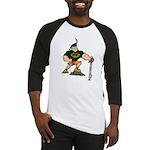 Real Men Wear Kilts Baseball Jersey