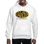Real Men Wear Kilts Hooded Sweatshirt