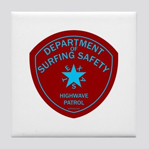 TEXAS HWP Tile Coaster