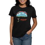 I Love Sport Shooting Women's Dark T-Shirt