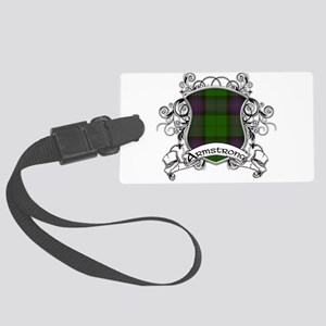 Armstrong Tartan Shield Large Luggage Tag