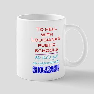 sholarship Mug