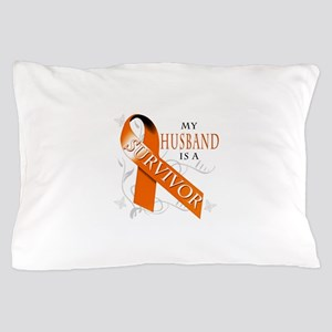 My Husband is a Survivor Pillow Case