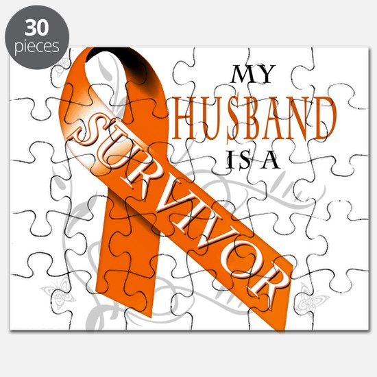 My Husband is a Survivor Puzzle