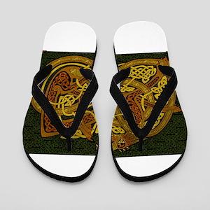 Celtic Best Seller Flip Flops