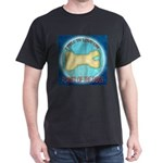 I FELL IN LOVE ON THE PLANET OF THE DOGS  T-Shirt