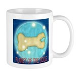 Starry Night PLANET OF THE DOGS Mug