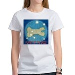 Starry Night PLANET OF THE DOGS Women's T