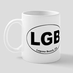 LGB (Laguna Beach) Mug