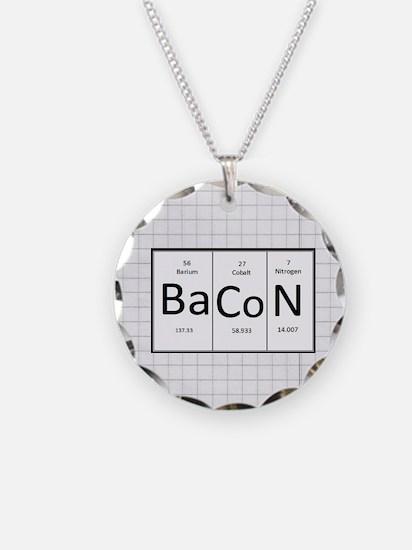 Periodic Bacon Necklace