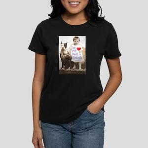 Family Pit Bull 2 T-Shirt
