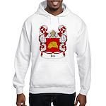 Jez Coat of Arms Hooded Sweatshirt