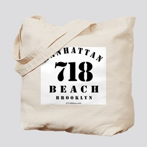 Manhattan Beach Tote Bag