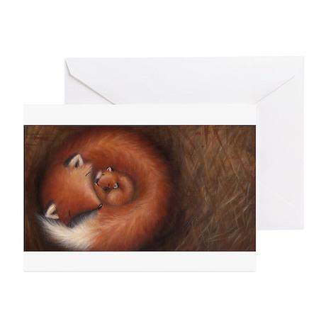 fox Greeting Cards (Pk of 10)