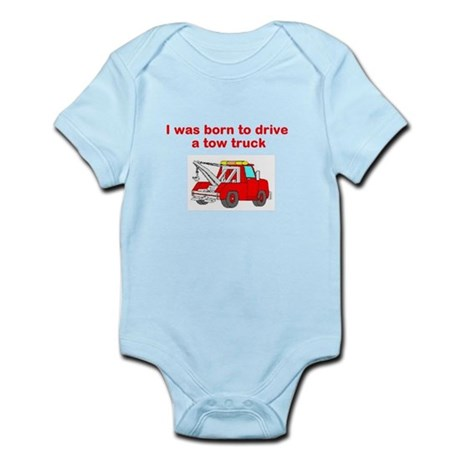 Tow Truck Body Suit