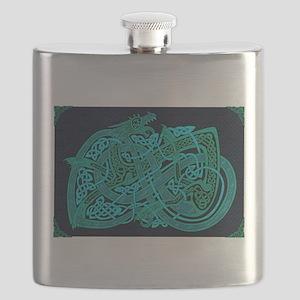 Celtic Best Seller Flask