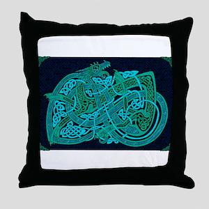 Celtic Best Seller Throw Pillow