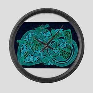 Celtic Best Seller Large Wall Clock