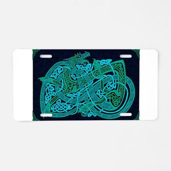 Celtic Best Seller Aluminum License Plate