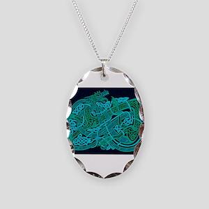 Celtic Best Seller Necklace Oval Charm