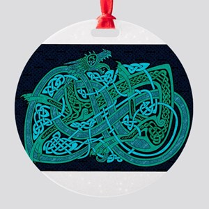 Celtic Best Seller Round Ornament