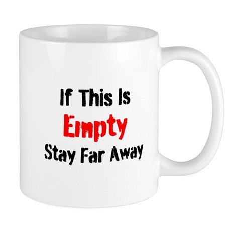 If This Is Empty Mug