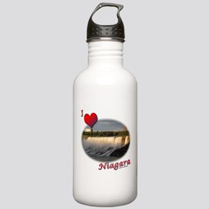 I Love Niagara Stainless Water Bottle 1.0L
