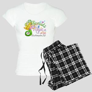 2-mermaidmagic12 Women's Light Pajamas