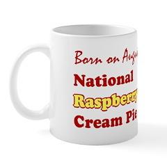 Mug: Raspberry Cream Pie Day