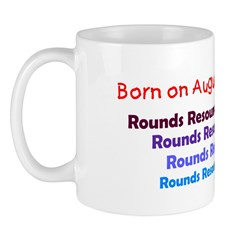 Mug: Rounds Resounding Day