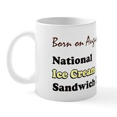 Mug: Ice Cream Sandwich Day