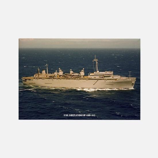 USS SHENANDOAH Rectangle Magnet