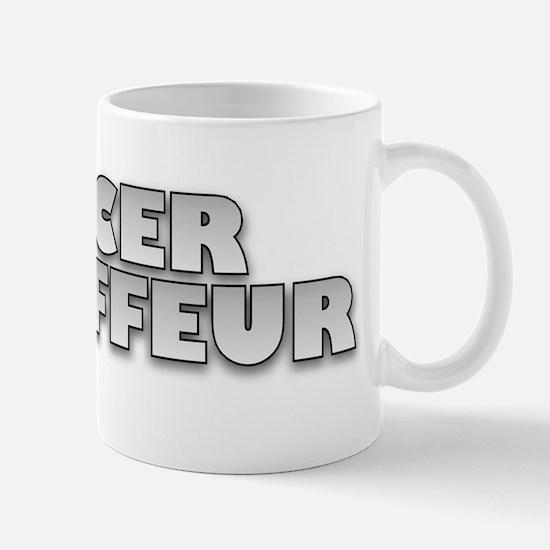 Soccer Chauffeur Mug