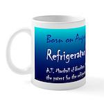 Mug: Refrigerator Day A.T. Marshall of Brockton, M