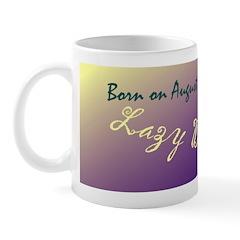 Mug: Lazy Day